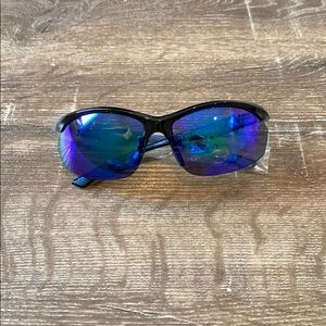 Urban Outfitters Mirrored Sports Sunglasses